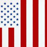 US Flag Peacetime