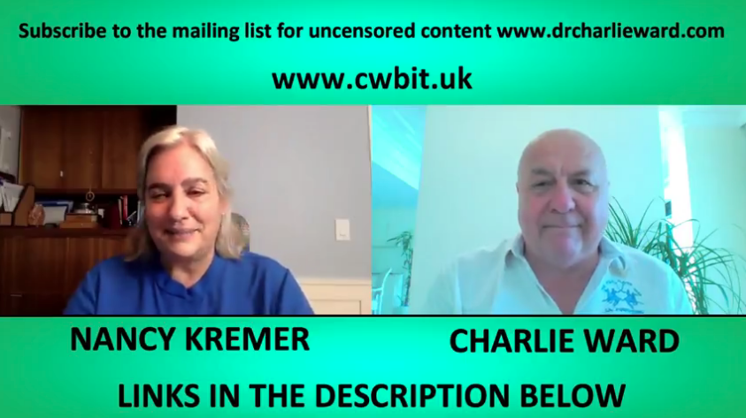 THE LIGHT AT THE END OF THE TUNNEL IS NOT AN ILLUSION WITH NANCY KREMER & CHARLIE WARD